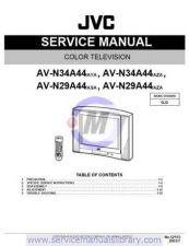 Buy Sharp AV-N34A44 Manual by download #179775