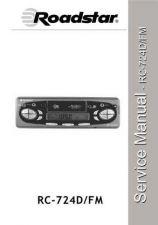 Buy ROADSTAR RC-724D by download #128381