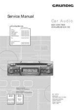 Buy GRUNDIG SCD3390 SERVICE MANUAL by download #153922