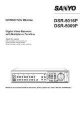 Buy Sanyo DSR-3716P Manual by download #174114