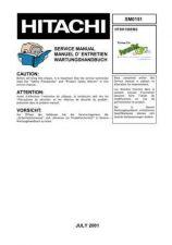 Buy HITACHI HTDK160 SM 9209E Manual by download Mauritron #186155