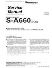 Buy PIONEER R2029 Service Data by download #153081