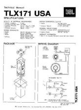 Buy INFINITY TLX-210 Service Manual by download #151685