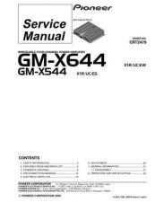 Buy PIONEER C2479 Service Data by download #148928