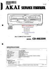 Buy AKAI CDM830M by download #125339