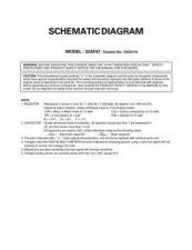 Buy TOSHIBA 32AF41CD Service Schematics by download #159871