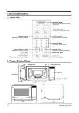 Buy Samsung MW5490W XAA10029105 Manual by download #164735