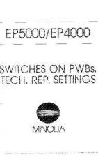 Buy Minolta SWTECHREPSET Service Schematics by download #137639