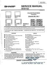 Buy Sharp 200 VCV70 Manual by download #177825
