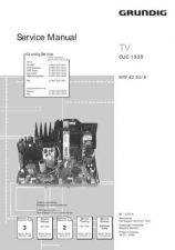 Buy Grundig CUC1929 Service Manual by download #153863