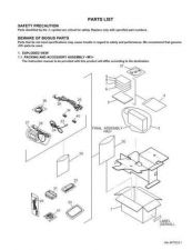 Buy JVC GR-D20EY PART TECHNICAL DATA by download #130753