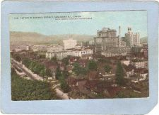 Buy CAN Vancouver Postcard Section Of Business District can_box1~166
