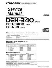 Buy PIONEER C2788 Service Data by download #149086