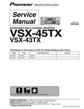 Buy PIONEER R2635 Service Data by download #149709