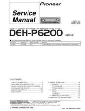 Buy PIONEER C2468 Service Data by download #148925