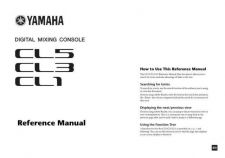 Buy Yamaha CL5 EN RM C0 Operating Guide by download Mauritron #204440