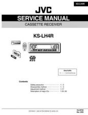 Buy JVC 49725 Service Schematics by download #120874