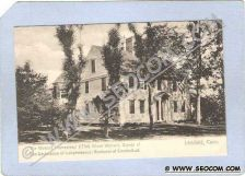 Buy CT Litchfield The Wolcott Homestead 1754 ct_box2~1040