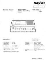 Buy Sanyo SM580196-00 03 Manual by download #176689
