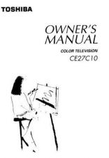 Buy Toshiba ce27t11 2 Manual by download #171869