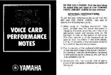Buy Yamaha GS2E2 Operating Guide by download Mauritron #203732