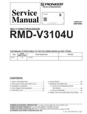 Buy PIONEER A2993 Service Data by download #148633