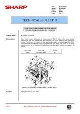 Buy Sharp AL800-840 SM GB(1) Manual by download #179147