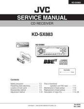 Buy JVC 49765 Service Schematics by download #121010