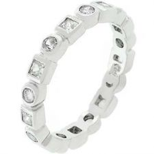 Buy Hollywood Eternity Band Ring (size: 10)