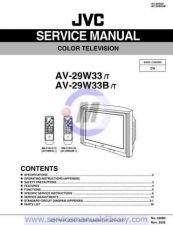 Buy Sharp AV-29W33 Manual by download #179688
