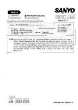 Buy Sanyo PLC-SE20A Manual by download #174759