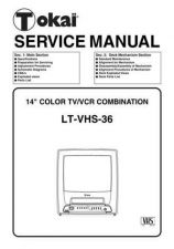 Buy LT-VHS-36(T6608FJ SERVICE MANUAL Manual by download Mauritron #184740