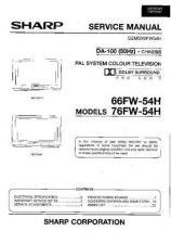 Buy SHARP 76FW54H-PRT1 CDC-1409 by download #157902