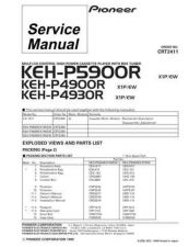 Buy PIONEER C2411 Service Data by download #152617