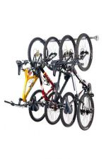 Buy Bike Storage Rack (Holds 4 Bikes)