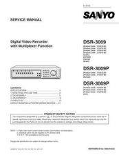 Buy Sanyo Service Manual For DC-TS760 Manual by download #175653
