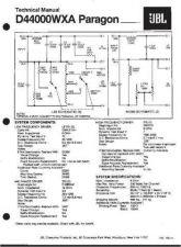 Buy HARMAN KARDON ALPHA JUNIOR SUB TM Service Manual by download #142010