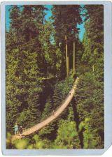 Buy CAN Vancouver Postcard Capilano Suspension Bridge can_box1~107