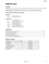 Buy JVC 52133PAR Service Schematics by download #122506