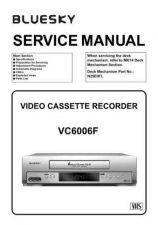 Buy Funai VC6006F (HM462ED) SERVICE MANUAL Manual by download #163041