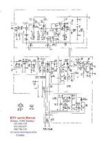 Buy MODEL EI 5608 DDR Service Information by download #124103
