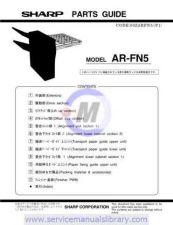 Buy Sharp ARFN6 PG GB-JP Manual by download #179628