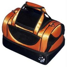 Buy Pet Gear Aviator Pet Carrier Car Seat Bed Small Tangerine