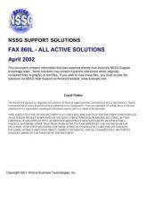 Buy Konica 860 Service Schematics by download #136315