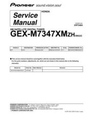 Buy PIONEER C3404 Service Data by download #152942