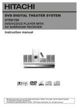 Buy Sanyo HTDK160 ES Manual by download #174490