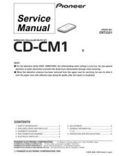 Buy PIONEER C2331 Service Data by download #148841