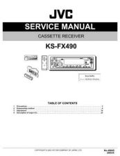 Buy JVC 49845 Service Schematics by download #121568