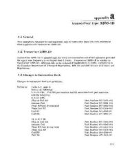 Buy Collins 32RS-1C- 05-64 AP-A Service Schematics by download #154479