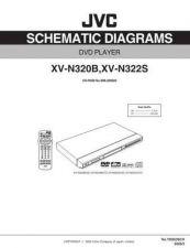 Buy JVC XV-N322SUJ sch Service Manual by download #156709